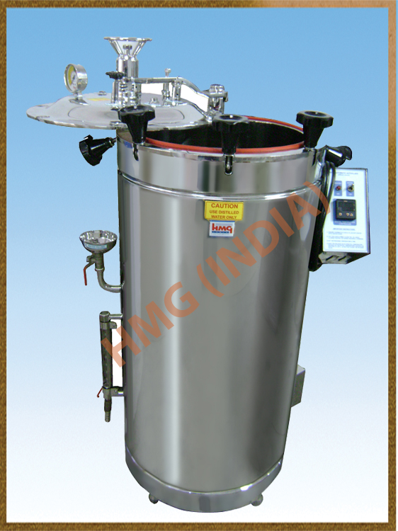 Laboratory Autoclave - Vertical - Manufacturers And Suppliers